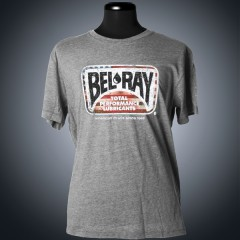 M Vint Tee AMERICAN MADE Light Gray-web with NEW_0